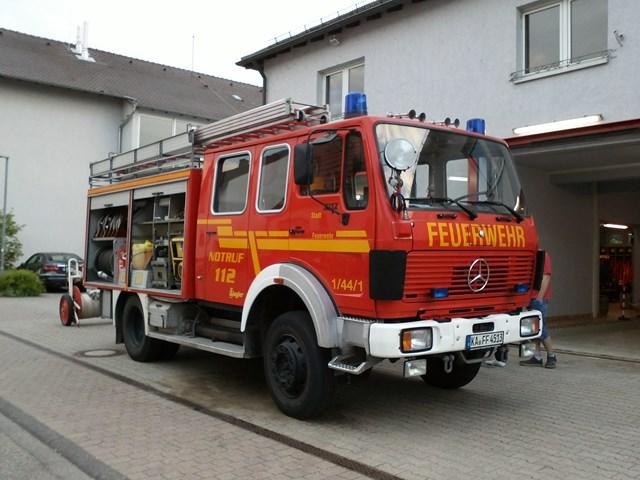 Feuerwehr Ubstadt